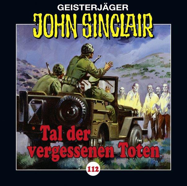 John Sinclair - Folge 112 (Audio-CD)