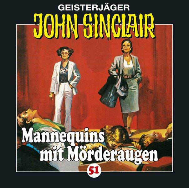 John Sinclair - Folge 51 (Audio-CD)