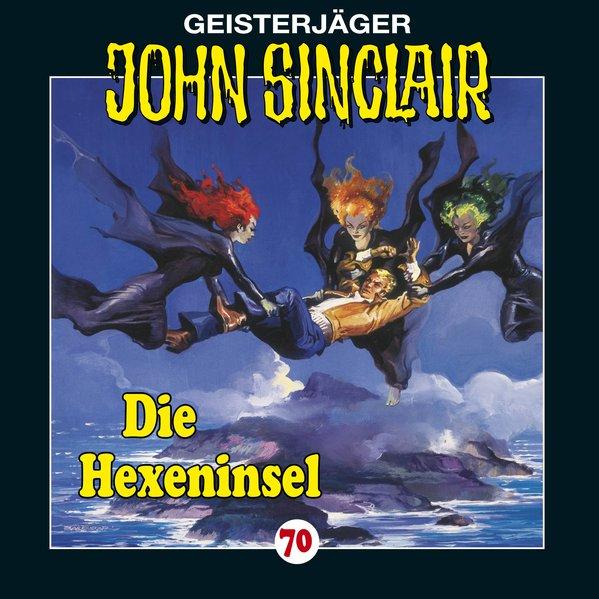 John Sinclair - Folge 70 (Audio-CD)