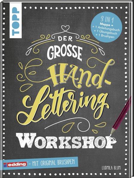 Der große Handlettering Workshop