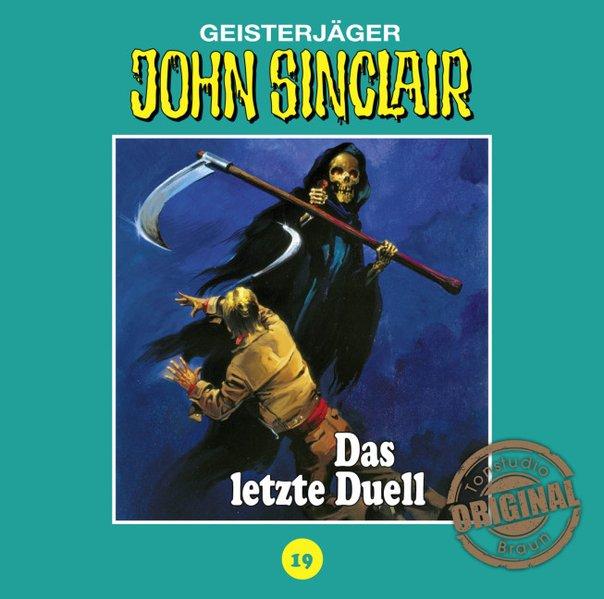John Sinclair Tonstudio Braun - Folge 19 (Audio-CD)