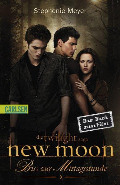 Bella und Edward, Band 2: New Moon - Biss zur Mittagsstunde