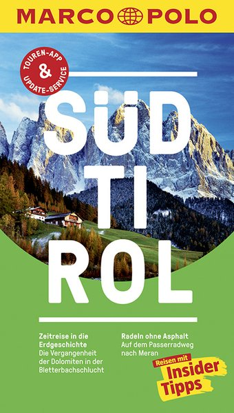 MARCO POLO Reiseführer Südtirol