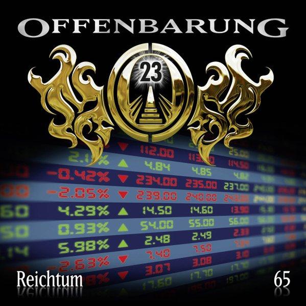 Offenbarung 23 - Folge 65 (Audio-CD)