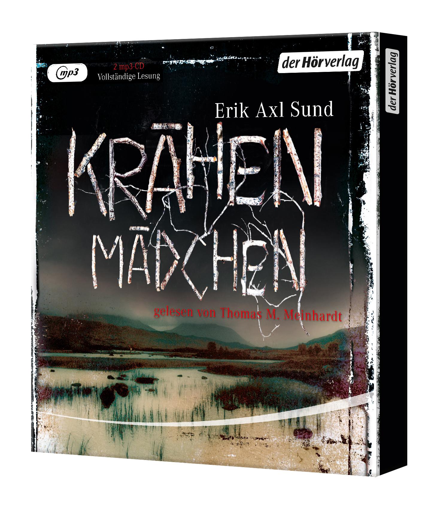 Krähenmädchen (Audio-CD)