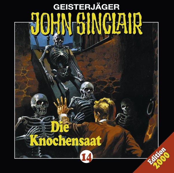 John Sinclair - Folge 14 (Audio-CD)