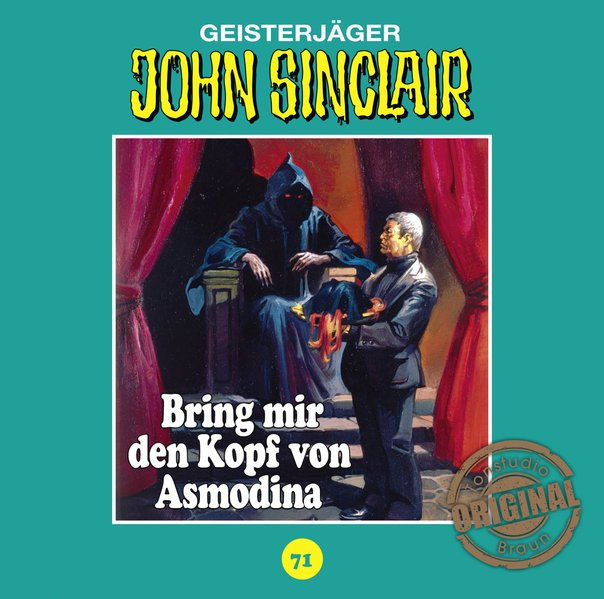 John Sinclair Tonstudio Braun - Folge 71 (Audio-CD)