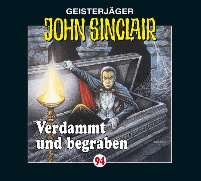 John Sinclair - Folge 94 (Audio-CD)