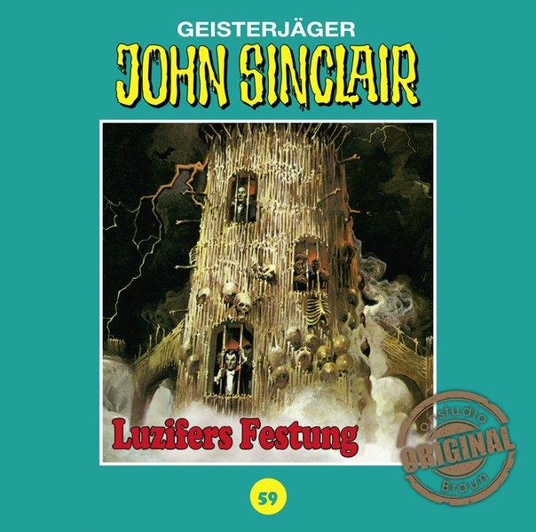 John Sinclair Tonstudio Braun - Folge 59 (Audio-CD)