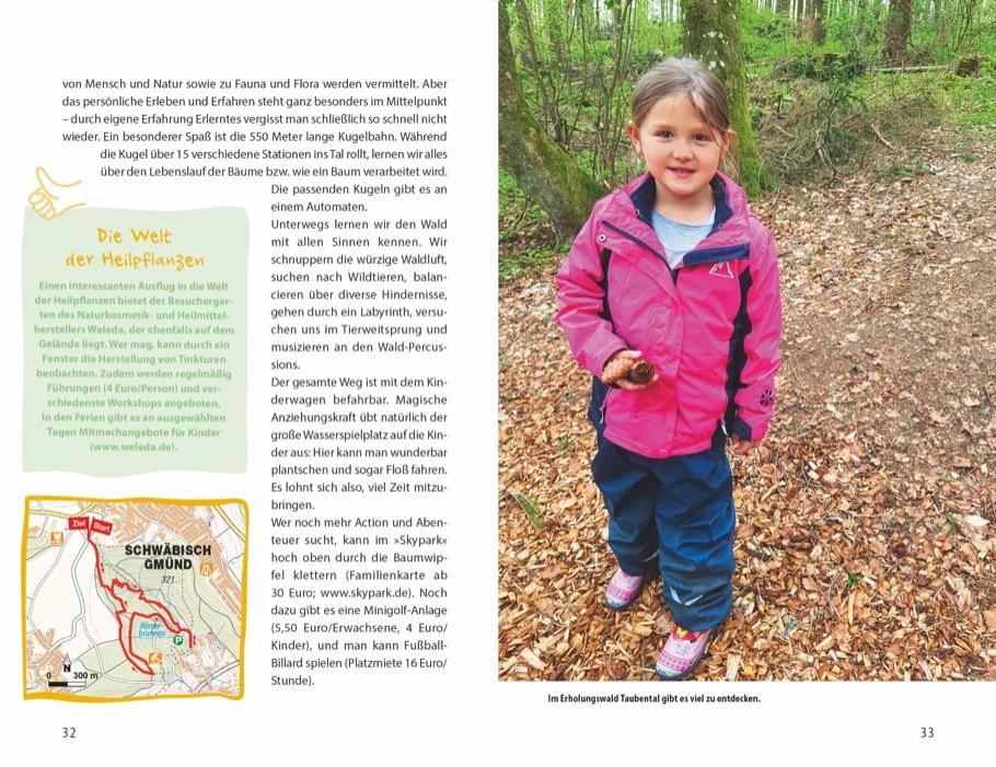 Wanderspaß mit Kindern – Schwäbische Alb