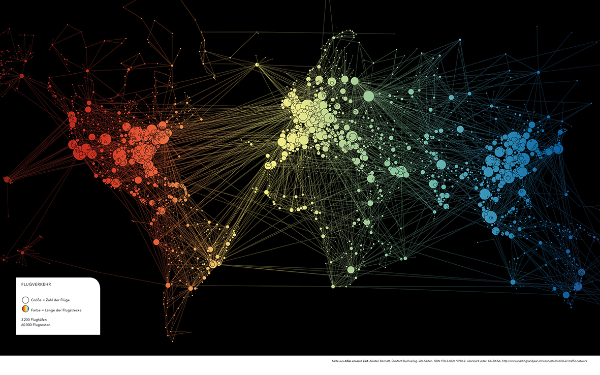 Atlas unserer Zeit