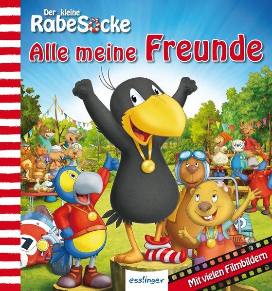 Der kleine Rabe Socke, Das große Rennen – Freundealbum