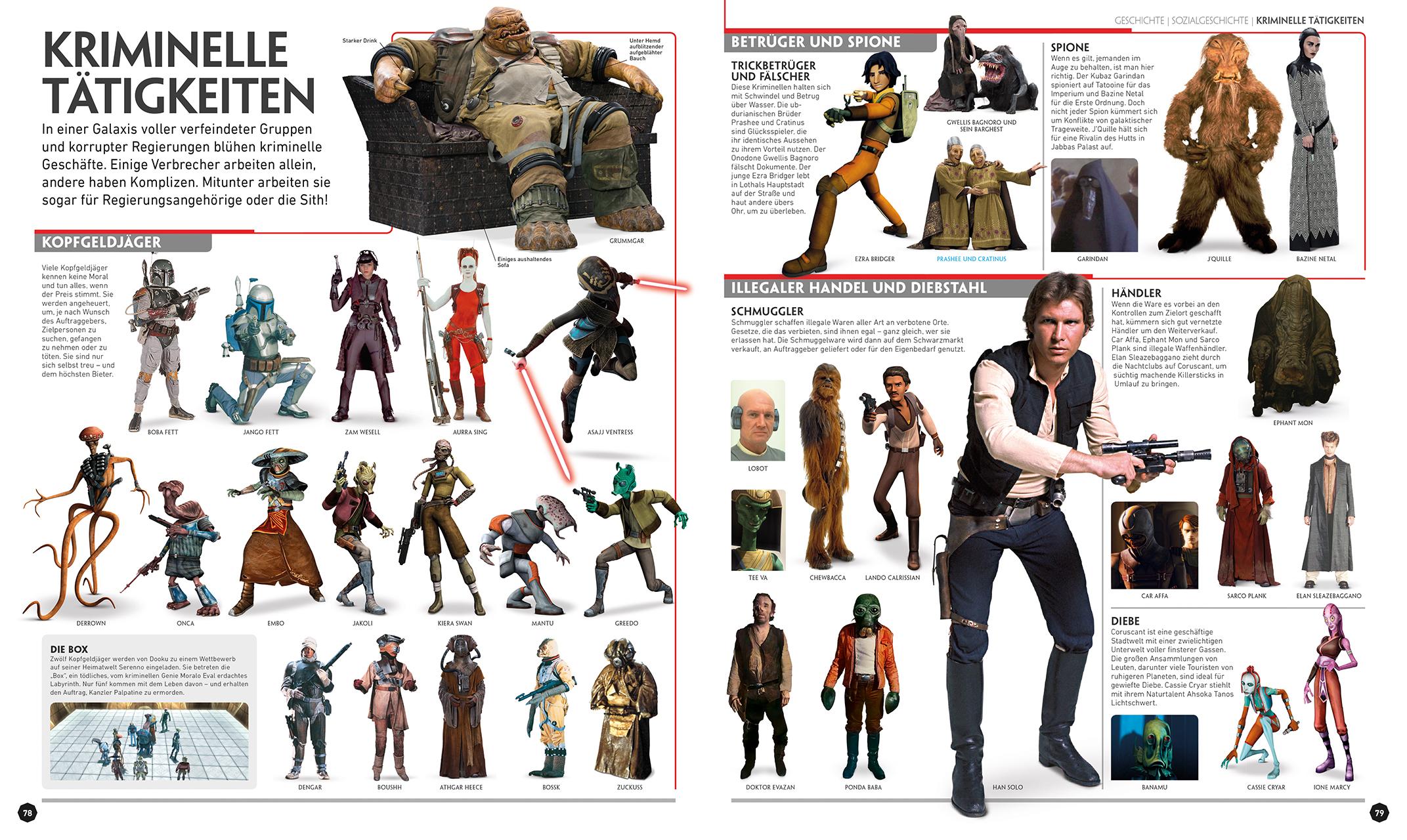 Star Wars™ Die illustrierte Enzyklopädie