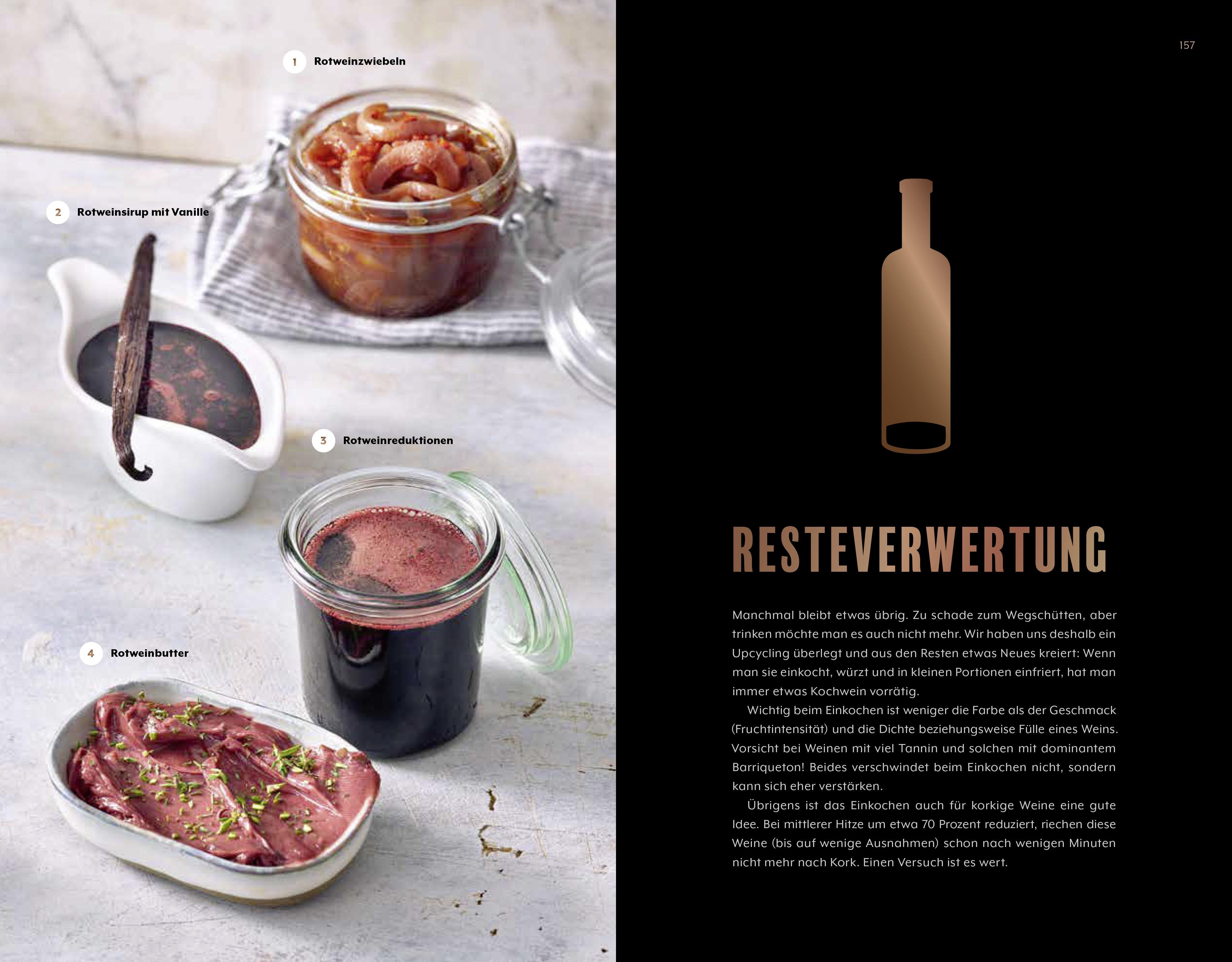 Rezepte für mehr Weingenuss