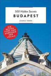 500 Hidden Secrets Budapest
