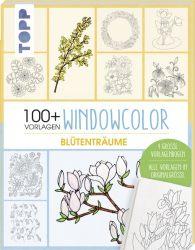 Vorlagenmappe Windowcolor – Blütenträume