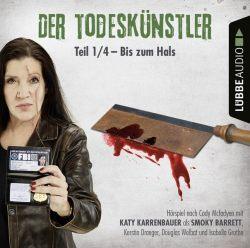 Der Todeskünstler - Teil 1/4 (Audio-CD)