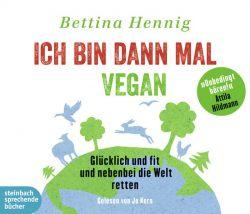 Ich bin dann mal vegan (Audio-CD)
