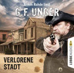 Verlorene Stadt (Audio-CD)
