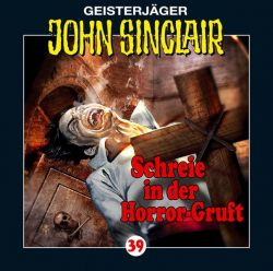John Sinclair - Folge 39 (Audio-CD)