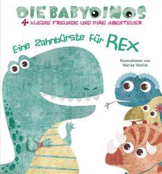 Eine Zahnbürste für Rex