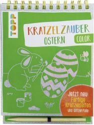 Kratzelzauber Color Ostern