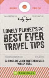 LONELY PLANET´S BEST EVER TRAVEL TIPS