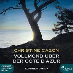 Vollmond über der Côte d'Azur (Audio-CD)