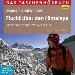 Flucht über den Himalaya (Audio-CD)