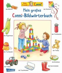 Conni-Bilderbücher: Mein großes Conni-Bildwörterbuch