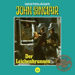 John Sinclair Tonstudio Braun - Folge 23 (Audio-CD)