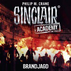 Sinclair Academy - Folge 12 (Audio-CD)