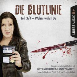 Die Blutlinie - Teil 3/4 (Audio-CD)