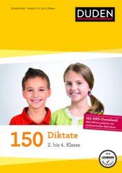 150 Diktate (2. bis 4. Klasse)