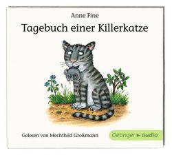 Tagebuch einer Killerkatze (Audio-CD)