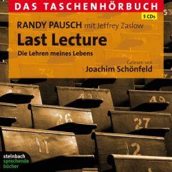 Last Lecture - Die Lehren meines Lebens (Audio-CD)