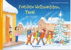 Fröhliche Weihnachten, Yara! - Ein Poster-Adventskalender zum Vorlesen und Ausschneiden