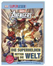 SUPERLESER! MARVEL Avengers Die Superhelden retten die Welt