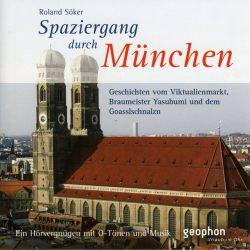 Spaziergang durch München (Audio-CD)