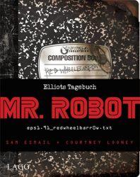 Mr. Robot Red Wheelbarrow