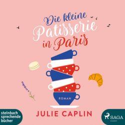 Die kleine Patisserie in Paris (Audio-CD)