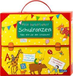 Schlau für die Schule: Schlau für die Schule: Mein kunterbunter Schulranzen (Buch-Set für den Schulstart)