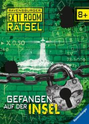Ravensburger Exit Room Rätsel: Gefangen auf der Insel