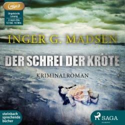 Der Schrei der Kröte (Audio-CD)
