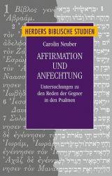 Affirmation und Anfechtung