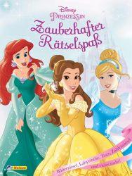 Disney Prinzessin: Zauberhafter Rätselspaß