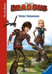 Dreamworks Dragons Hicks' Geheimnis – Für Erstleser