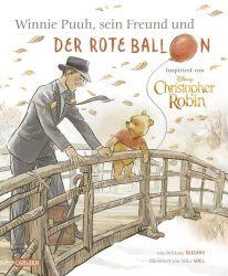 Disney - Winnie Puuh, sein Freund Christopher Robin und der Ballon