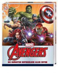 MARVEL Avengers Die größten Superhelden aller Zeiten