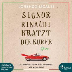 Signor Rinaldi kratzt die Kurve (Audio-CD)